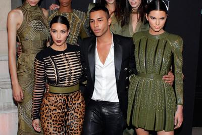 Balmain, Fashion Brand Legendaris Perancis