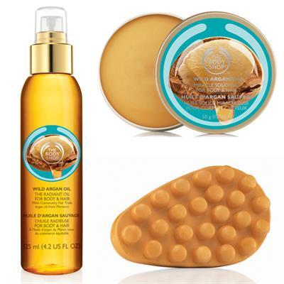 Rekomendasi Produk Argan Oil dari The Body Shop