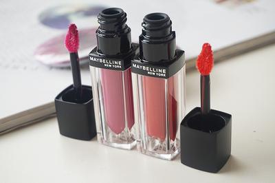 Maybelline Color Sensational Velvet Matte Liquid Lipstick
