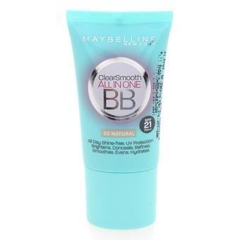 1. BB Cream atau Tinted Moisturizer