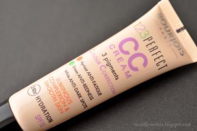 1. Bourjois 123 Perfect CC Cream 3 Pigments