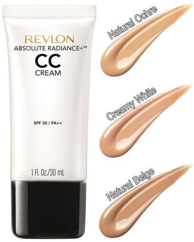 3. REVLON Absolute Radiance CC Cream