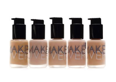 5. Make Over Ultra Cover Liquid Matte Foundation