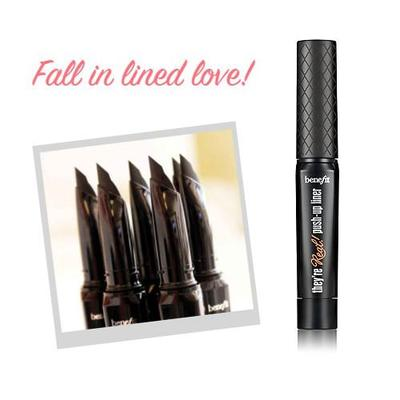 Apa Saja Isi Benefit Most-Wanted Mascara Line-Up?