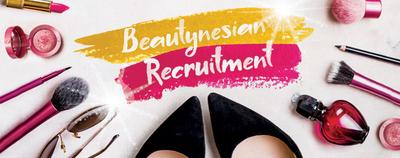 Beautynesian Recruitment