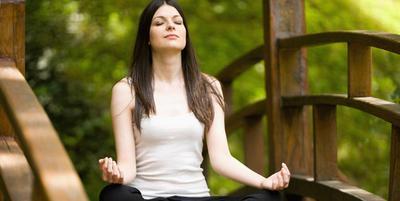 4. Meredakan Stres