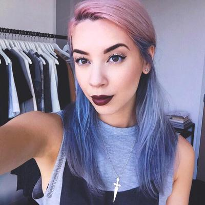 Warna Rambut Musim Panas Pilihan Para Blogger Inggris
