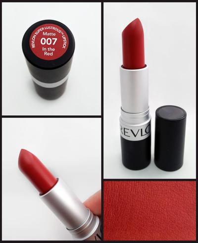 Review: Revlon Superlustrous Matte Lipstick