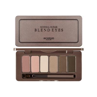 4.  Mineral Sugar Blend Eyes
