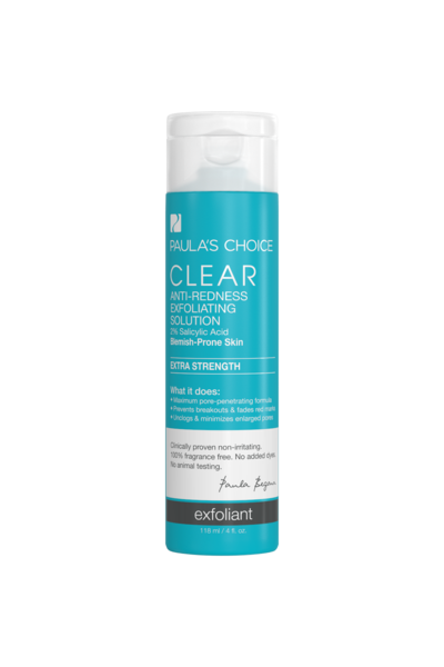 Clear Anti-Redness Exfoliating Solution