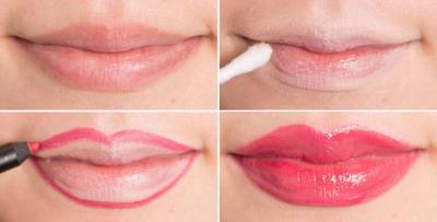 Trik Menggunakan Lip Liner