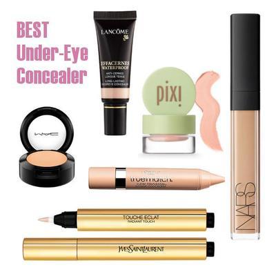 10 Under-Eye Concealer Terbaik yang Patut Dicoba di 2016