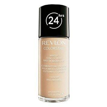3. Revlon Colorstay Foundation