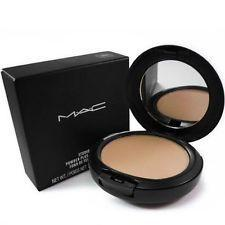 4. MAC Studio Fix Powder Plus Foundation