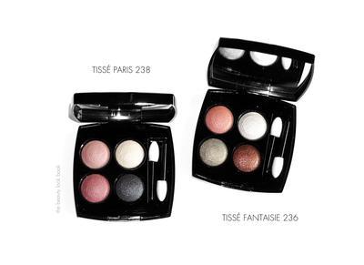 Chanel Les 4 Ombres Multi Effect Quadra Eyeshadow