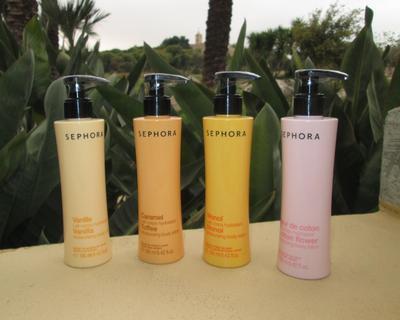 2. Sephora Collection Moisturizing Body Lotion