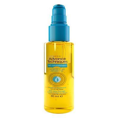 Avon Advance Techniques 360 Nourishing Moroccan Argan Oil Leave-in Treatment