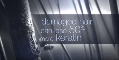 Hilangnya Keratin Menyebabkan Rambut Rapuh