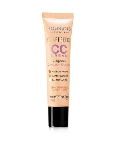 Review: Bourjois 123 Perfect CC Cream 3 Pigments