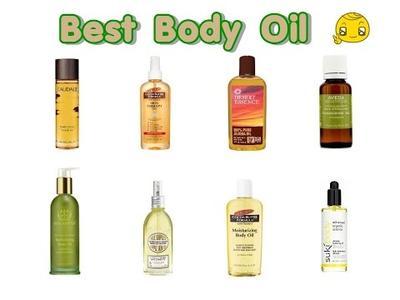 Body Oil Terbaik untuk Kulit Lembab Bercahaya (Bagian 1)