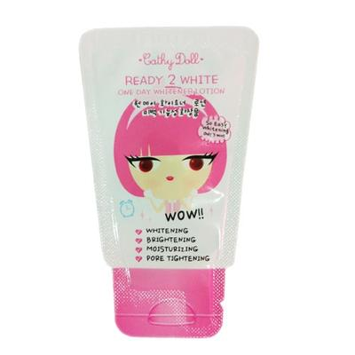 Review: Cathy Doll Ready 2 White One Day Whitening Body Lotion