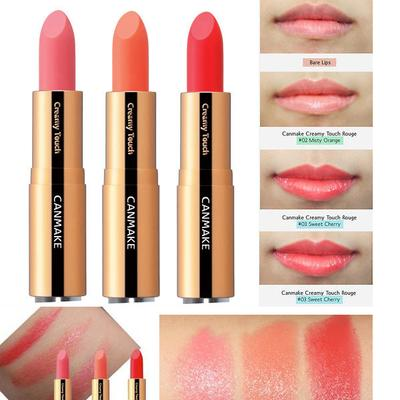 4. CANMAKE Creamy Touch Rouge