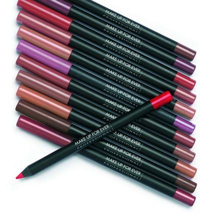 Review: Make Up For Ever Aqua Lip Waterproof Lip Liner Pencil