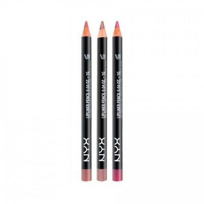 3. NYX Cosmetics Slim Lip Pencil