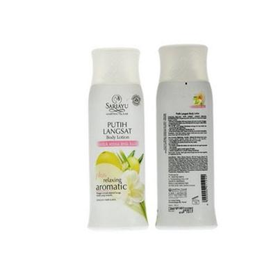 1. Body Lotion Sariayu Putih Langsat