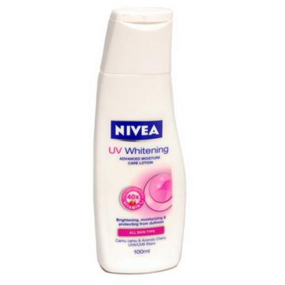 2. Nivea UV Whitening