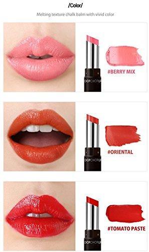 7. EGLIPS Chop Chop Lips (Choke Balm-Black)