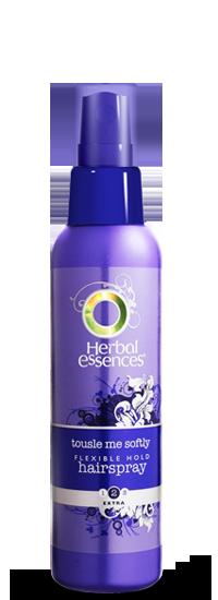 Herbal Essences Tousle Me Softly Hairspray