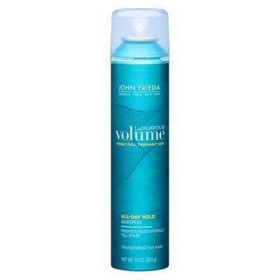 John Frieda Luxurious Volume All Out Hold Hairspray