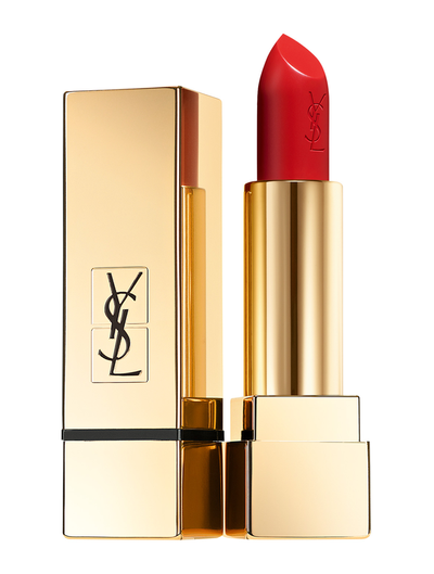 YSL Rogue Pur Couture Satin Radiance Lipstick - Le Rogue