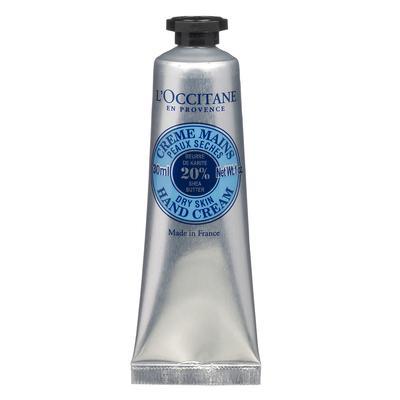 1. L'Occitane Shea Butter Hand Cream