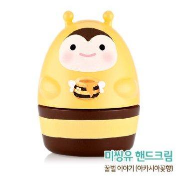 5. Etude House Missing U Hand Cream Honey Bee