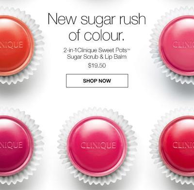 Harga 2-in-1 Sweet Pots Sugar Scrub dan Lip Balm