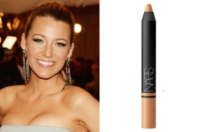 Blake Lively & NARS Satin Lip Pencil