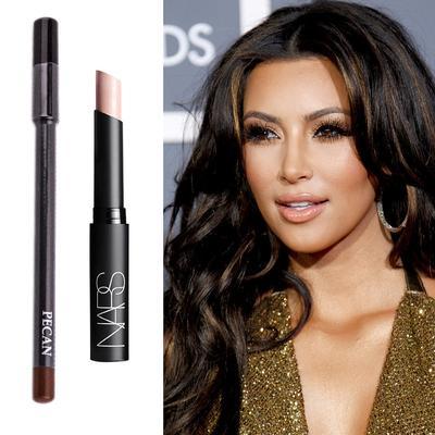 Kim Kardashian & Motives Lip Crayon