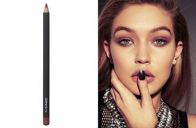 Gigi Hadid & MAC Lip Pencil