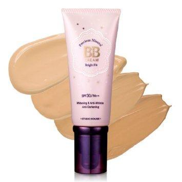 3. ETUDE HOUSE Precious Mineral BB Cream Bright Fit SPF 30 PA++