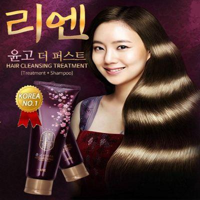3. ReEn Yungo the First Shampoo Treatment