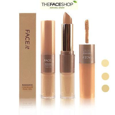 5. The Face Shop Face It Radiance Concealer Dual Veil