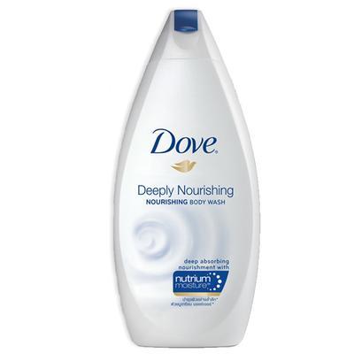 1. Dove Deeply Nourishing Body Wash