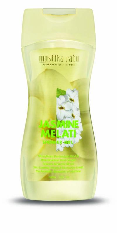 4. Mustika Ratu Jasmine Bath and Shower Gel