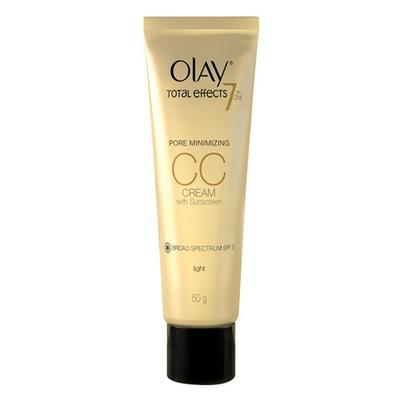 4. Olay Total Effect Pore Minimizing CC Cream