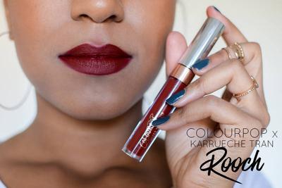 ColourPop Ultra Matte Liquid Lipstick Rooch