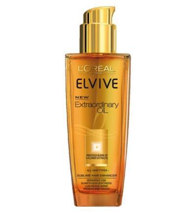 2. L'Oreal Elvive Extraordinary Oil