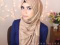 Contek Style Hijab ala Wanita Turki