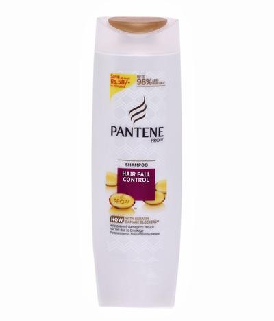 7. Pantene Hair Fall Control Shampoo